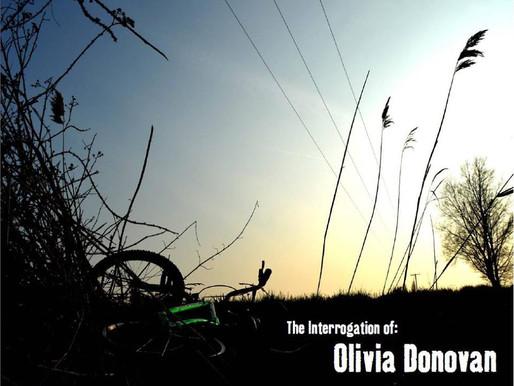 The Interrogation of Olivia Donovan short film