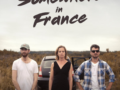 Somewhere In France short film