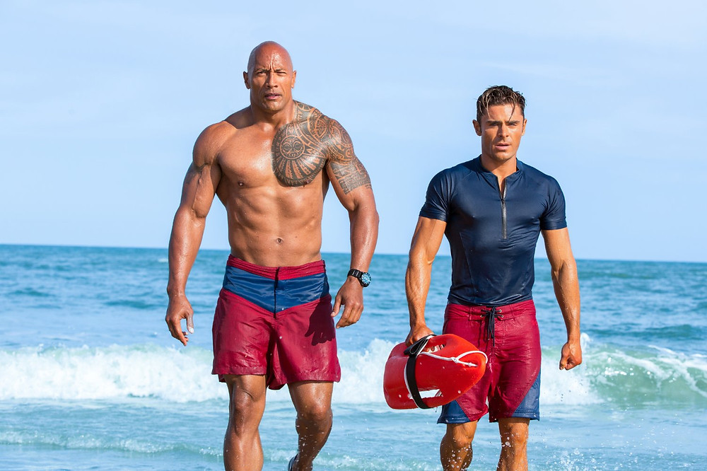 Baywatch film review UK