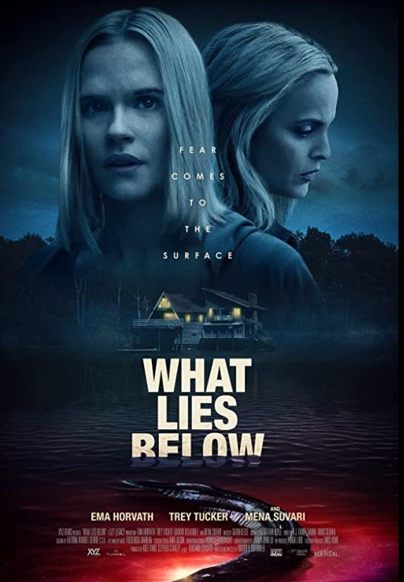 What Lies Below movie poster