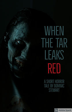 When the Tar Leaks Red