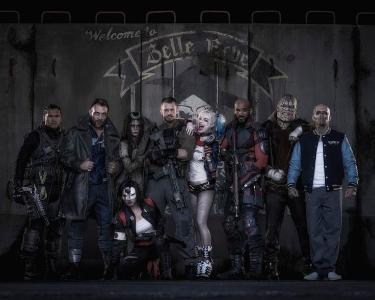 Opinion Piece Suicide Squad