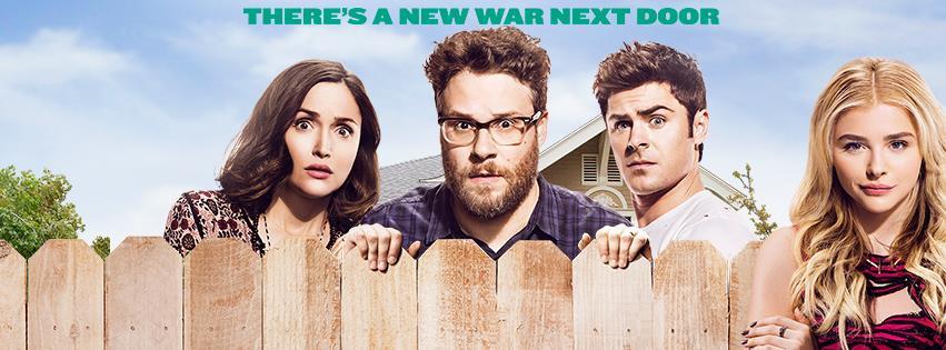 Bad Neighbours 2 film reviews