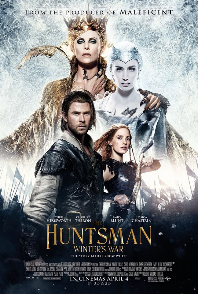 The Huntsman: Winter's War film review