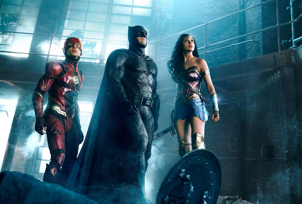 Justice League film review UK