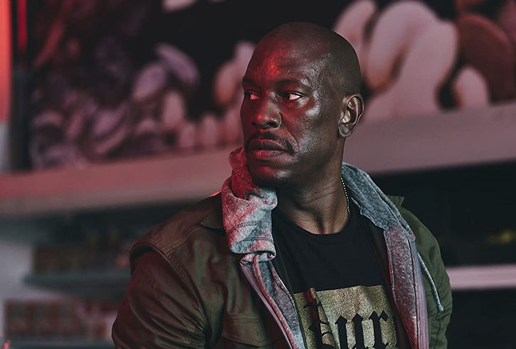 Tyrese Gibson stars in ROGUE HOSTAGE with John Malkovich