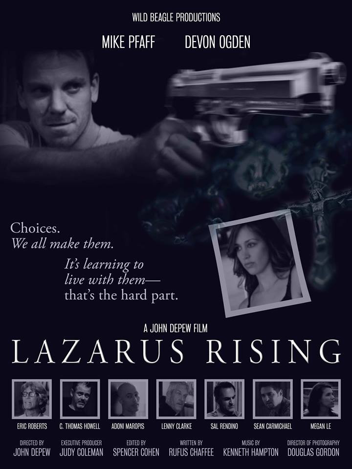 Lazarus Rising film review