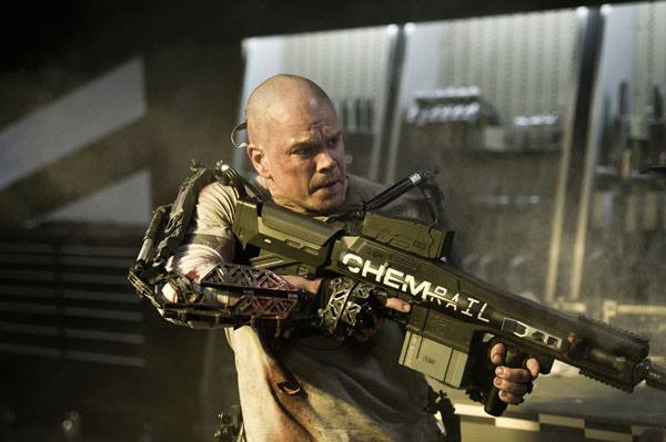 Elysium UK Film Review
