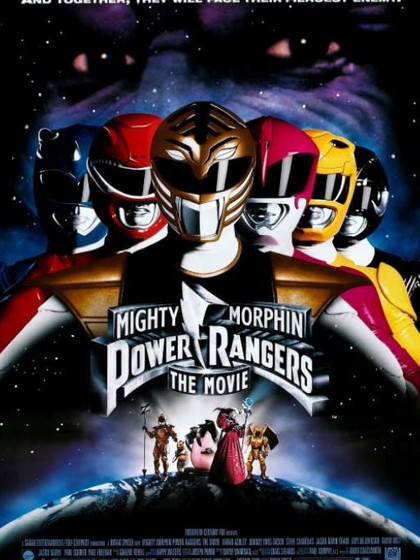 Mighty Morphin Power Rangers: The Movie review
