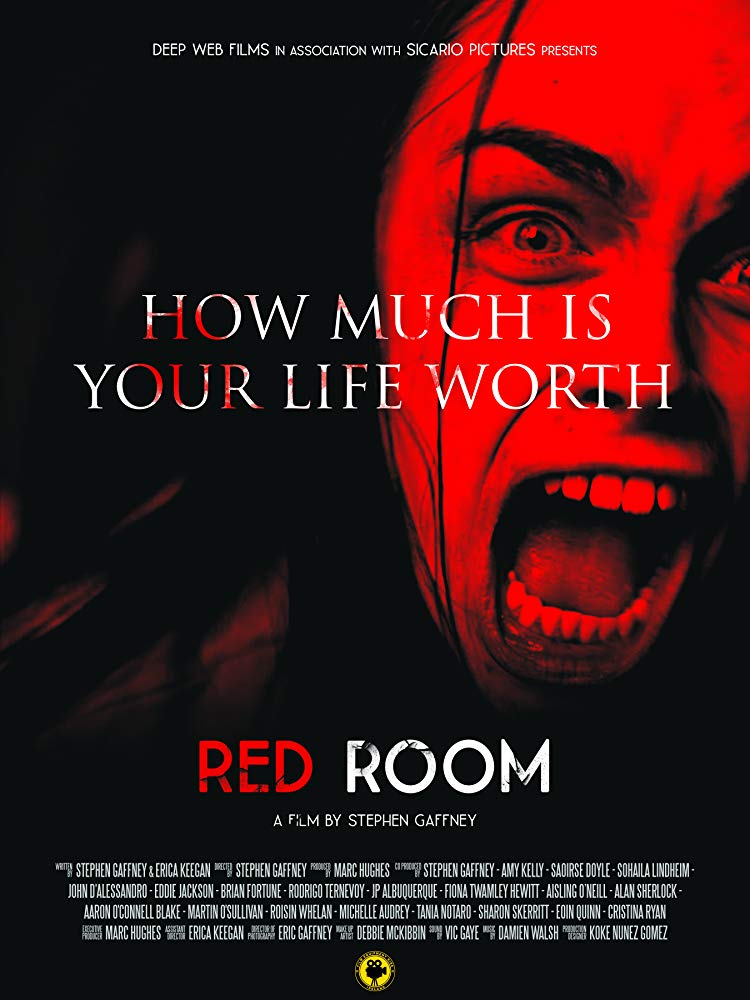 Red Room UK Film Channel