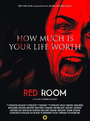 Red Room - 7 Day Rental