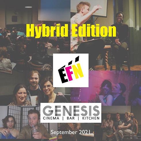 EFN Film Festival Goes Hybrid for 2021