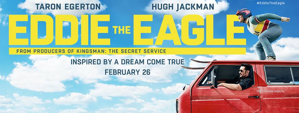 Eddie the Eagle UK Film Review