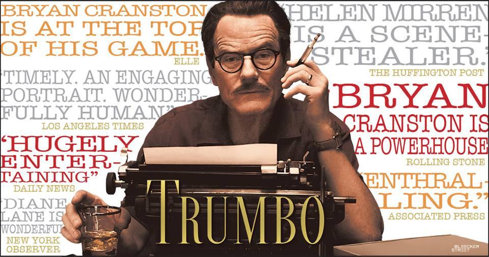 Trumbo film review UK