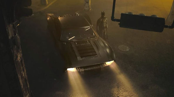 The Batman Main Trailer
