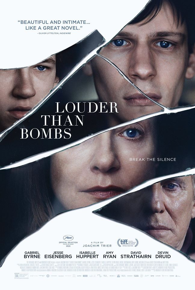 Louder Than Bombs film review
