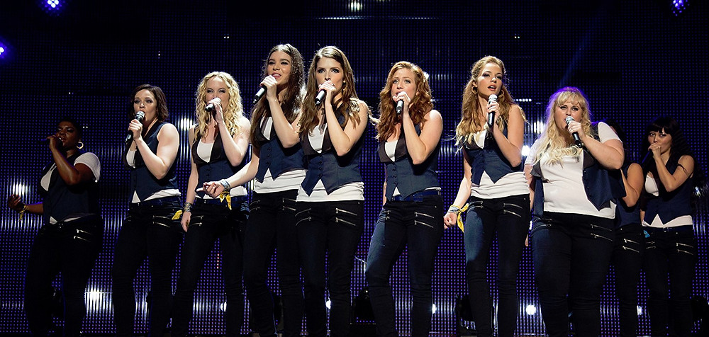 Pitch Perfect film review UK