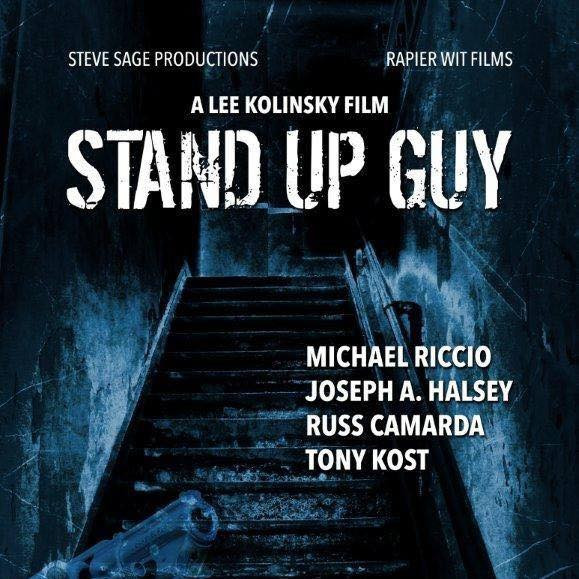 Stand Up Guy film review