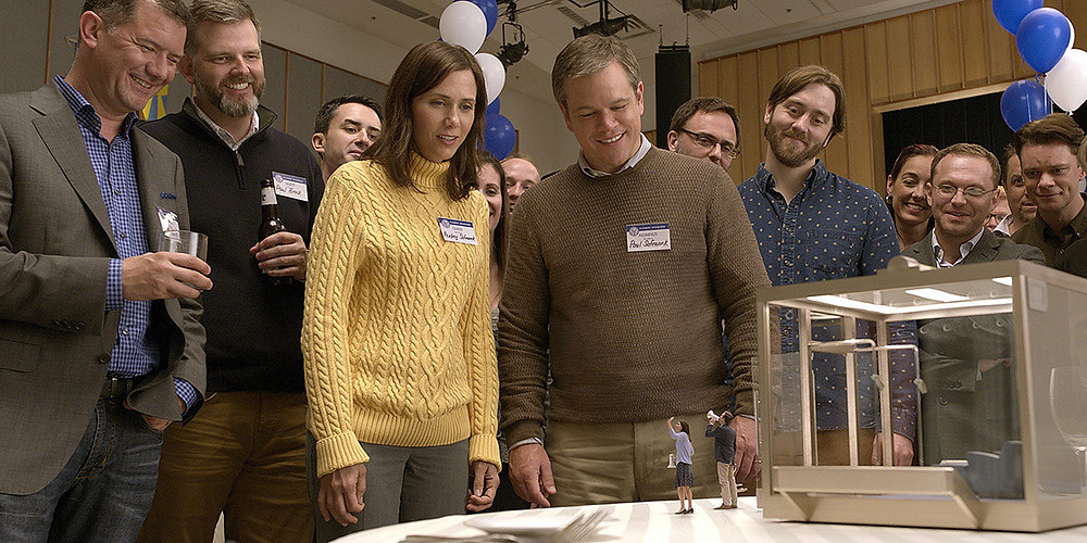 Downsizing film review