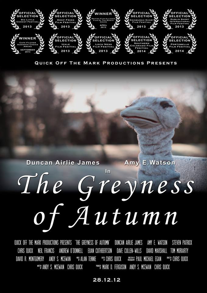 The Greyness of Autumn