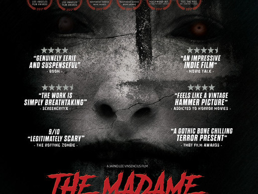 The Madame in Black short film