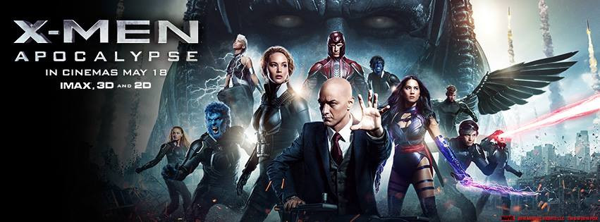 X-Men: Apocalypse film review UK