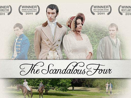 The Scandalous Four indie film