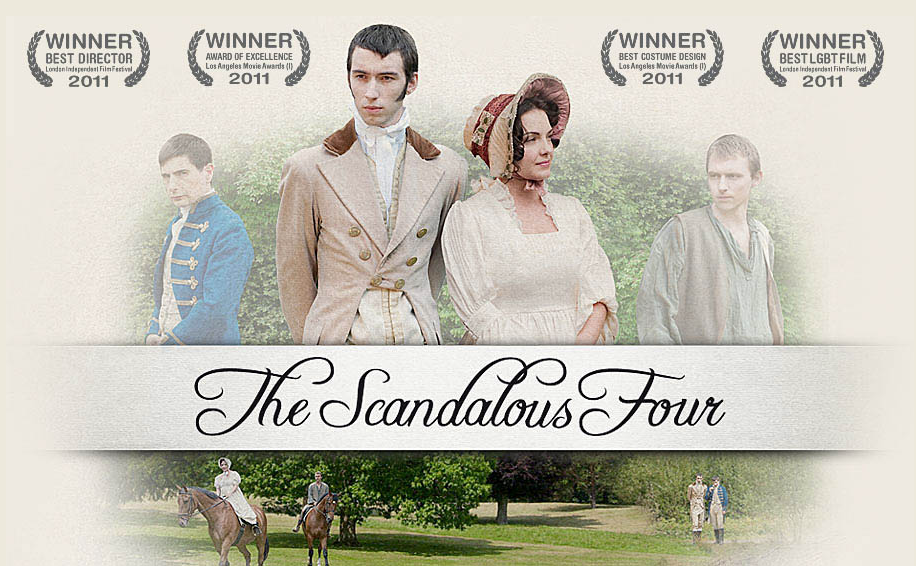 The Scandalous Four indie film review