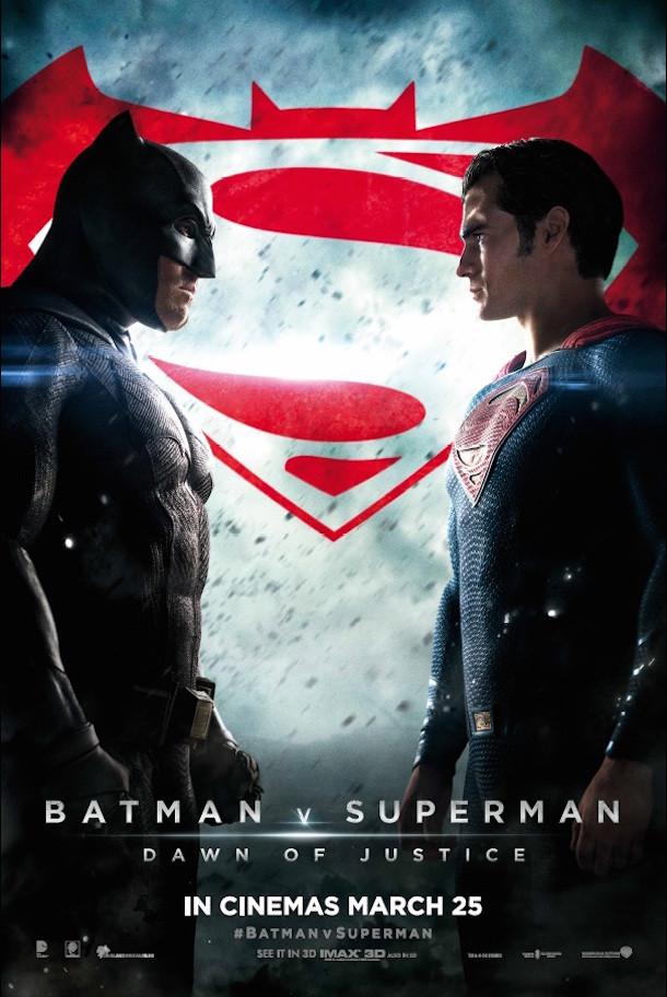Batman v Superman film review UK