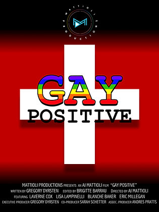 Gay Positive - 7 Day Rental