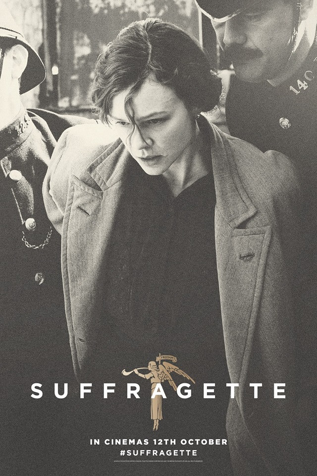 UK Film Review Suffragette