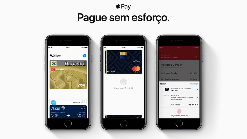 Apple Pay no Brasil