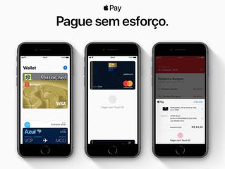 Apple Pay ganha suporte aos cartões do Bradesco e Banco do Brasil