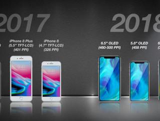 Analista prevê melhoria de até 10% nas baterias dos iPhones de 2018