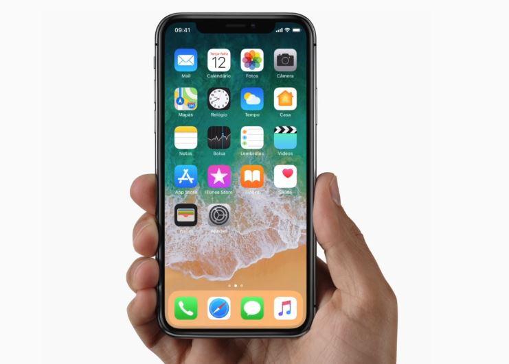 Novos iPhones em setembro de 2018