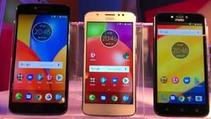 Novos Moto C Plus, E4 e E4 Plus chegam ao mercado brasileiro
