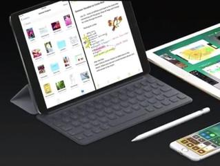 Novidades para Apple Pencil do iOS 11