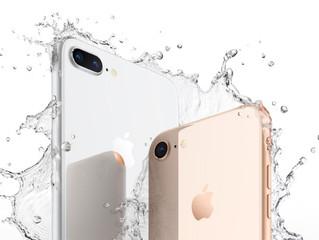 Sobre a resistência a respingos, água e poeira do iPhone7 e posterior