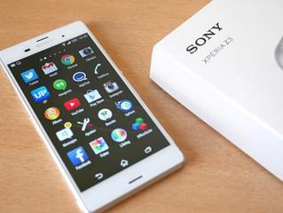 Sony libera atualização de firmware para famílias de dispositivos Xperia Z2 e Z3