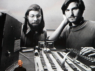 Retrospectiva: 40 anos de Apple