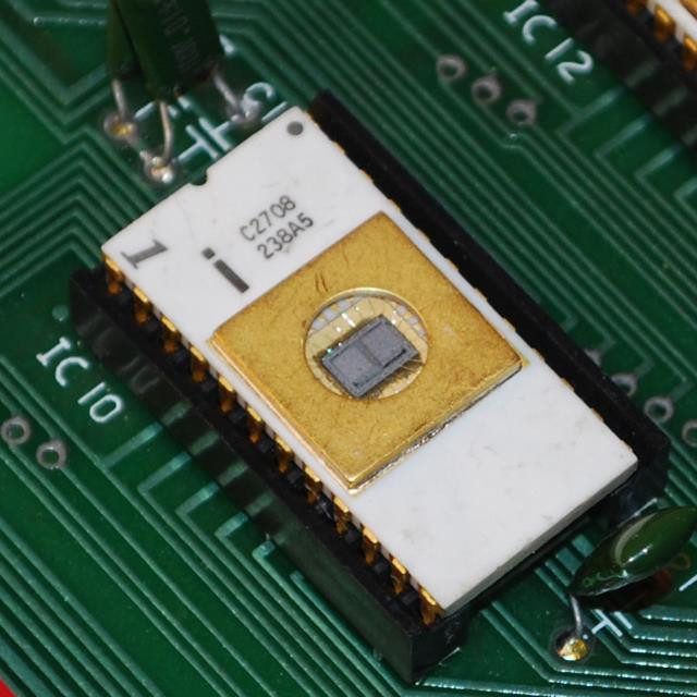 Regravação de BIOS - Memória EPROM