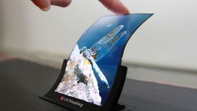 Celular do futuro? Sony trabalha em smartphones com tela flexível...
