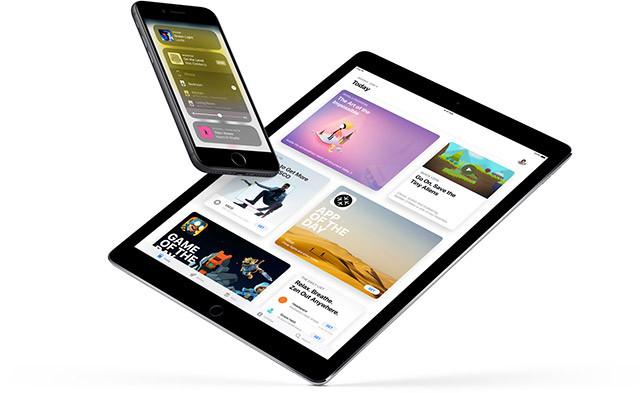 iOS 11 para iPhone e iPad