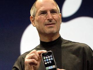 Confira a evolução do iPhone em 10 anos