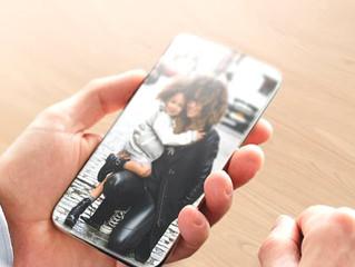 Novos sensores permitirão projeto de smartphones sem bordas