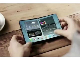 Primeiro smartphone 'dobrável' da Samsung pode ser lançado em 2017