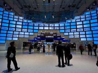 Apple e Samsung fecham acordo para levar OLEDs aos iPhones