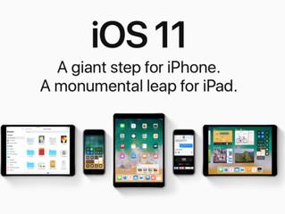 Apple disponibiliza o iOS 11, confira as novidades