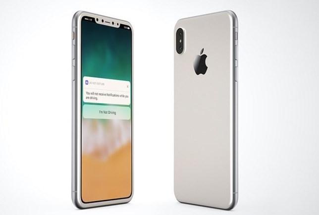 iPhone 8 - Imagens conceituais não oficiais