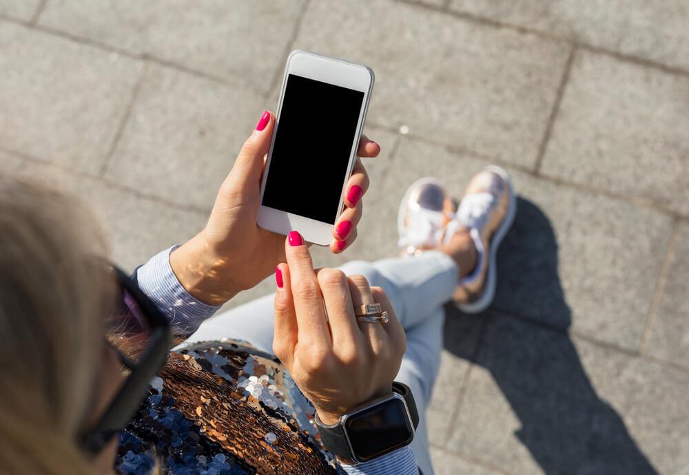 ringtones no iPhone
